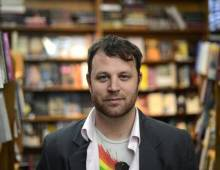 """World's Oldest Operating LGBT Bookstore Revitalized by Community,"" The Globe and Mail"